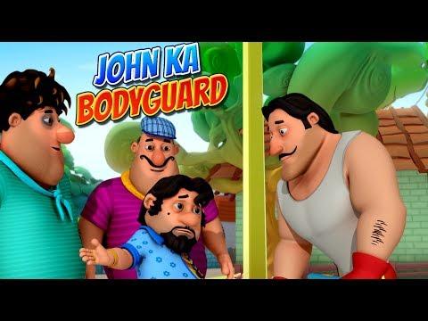 Motu Patlu | हिंदी कार्टून | Motu Patlu in Hindi | 2019 | John Ka Bodyguard