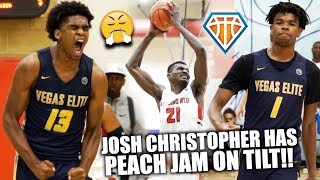 JOSH CHRISTOPHER HAS PEACH JAM ON TILT!! | + Jaden Hardy CLUTCHES UP BIG TIME vs All-Ohio Red