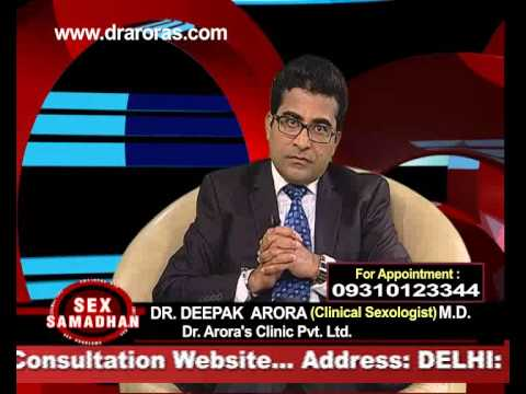 Dr. Arora Answers Questions on ED, PE and Foreplay (Hindi)