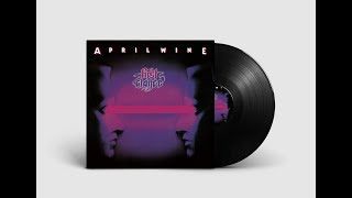 April Wine - Comin' Right Down On Top of Me