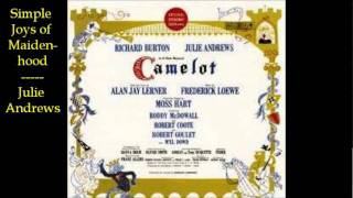 The Simple Joys of Maidenhood by Julie Andrews (Camelot)