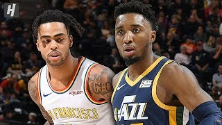 Golden State Warriors vs Utah Jazz - Full Game Highlights | December 13, 2019 | 2019-20 NBA Season