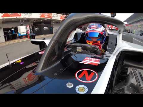 Image: WATCH: Alternate onboard angles with Romain Grosjean!