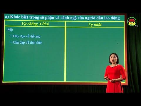 Thứ 5, ngày 16/4/2020, từ 8h00: Môn Văn, bài 8