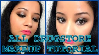 Image for video on Full Face Makeup DRUGSTORE ONLY! | beauty In budget by beauty In budget