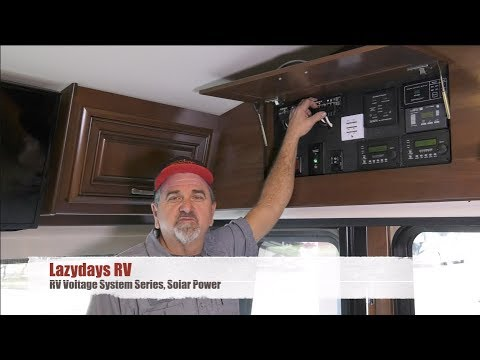 Lazydays RV Service: Voltage System Series – Solar Power