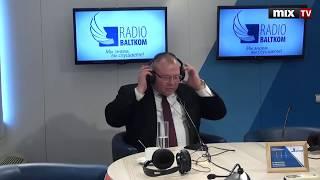 """Политолог Раймонд Рубловскис в программе """"Семь дней и ночей"""" #MIXTV"""