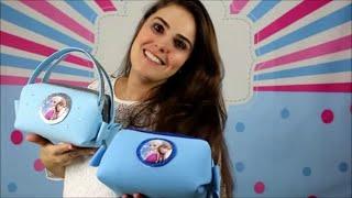 Neste vídeo você aprende passo a passo como fazer uma necessaire (bolsinha, bolsa) em EVA no tema Frozen para dar de lembrancinha nas festinhas!!!! Fica lindaaaaa!!!!!!! www.amofestas.com