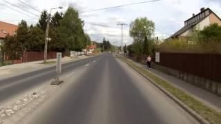 preview picture of video 'Ózd - Kazincbarcika'