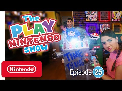 The Play Nintendo Show – Episode 25: Time Travel with Splatoon 2