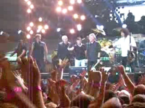 Queen + Paul Rodgers God Save The Queen