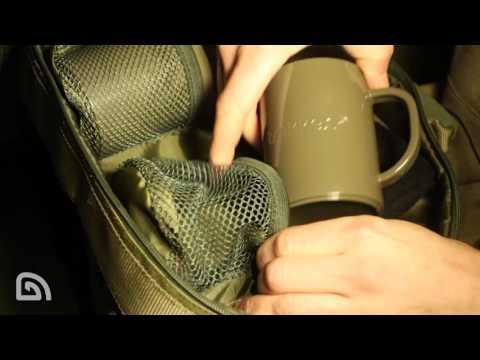 Trakker NXG DELUXE FOOD SET - Étkészlet + 2 pohár videó