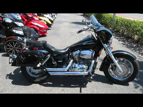 2013 Honda Shadow Aero® in Sanford, Florida - Video 1
