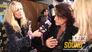 Joe Perry Interview