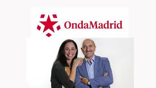 #SalvaPeironcely10. Buenos días Madrid, Onda Madrid