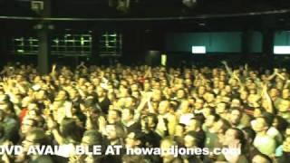 Howard Jones - New Song - Humans Lib / Dream Into Action Concert Live at The indigO2 London