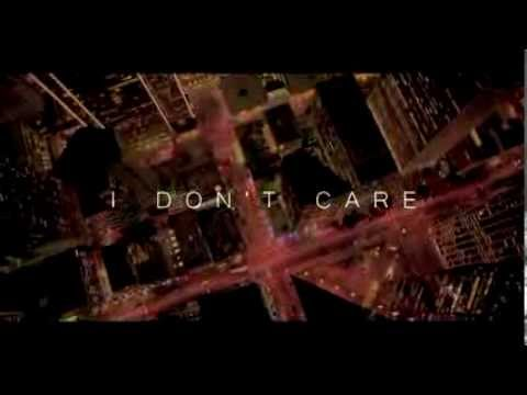 NJ TAYLOR - I DON'T CARE (OFFICIAL MUSIC VIDEO)