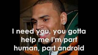 Chris Brown - Matrix W/Lyrics