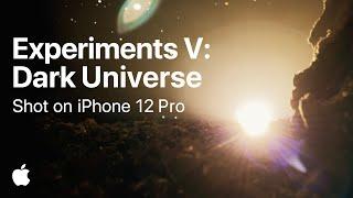 Experiments V: Dark Universe