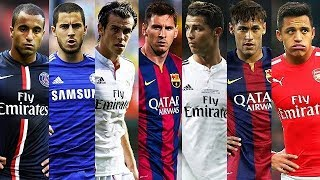 Top 10 Soccer Players Right Now