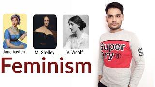 Feminism In English Literature