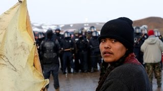 Main Standing Rock camp evicted, raids at other camps ongoing