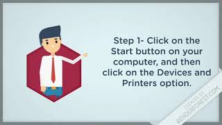 How to Bring an Offline Brother Printer Online in windows 10?