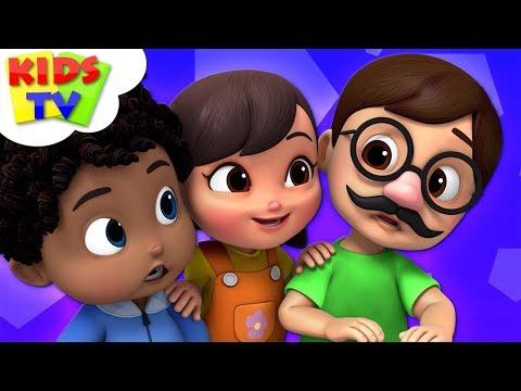 Johny Johny Yes Papa | Boom Buddies | Kindergarten Nursery Rhymes | Cartoons For Children - Kids Tv