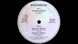 Mysterious - Electro Shock (I.V.A.N. Mix) [Unlimited Records] 1990