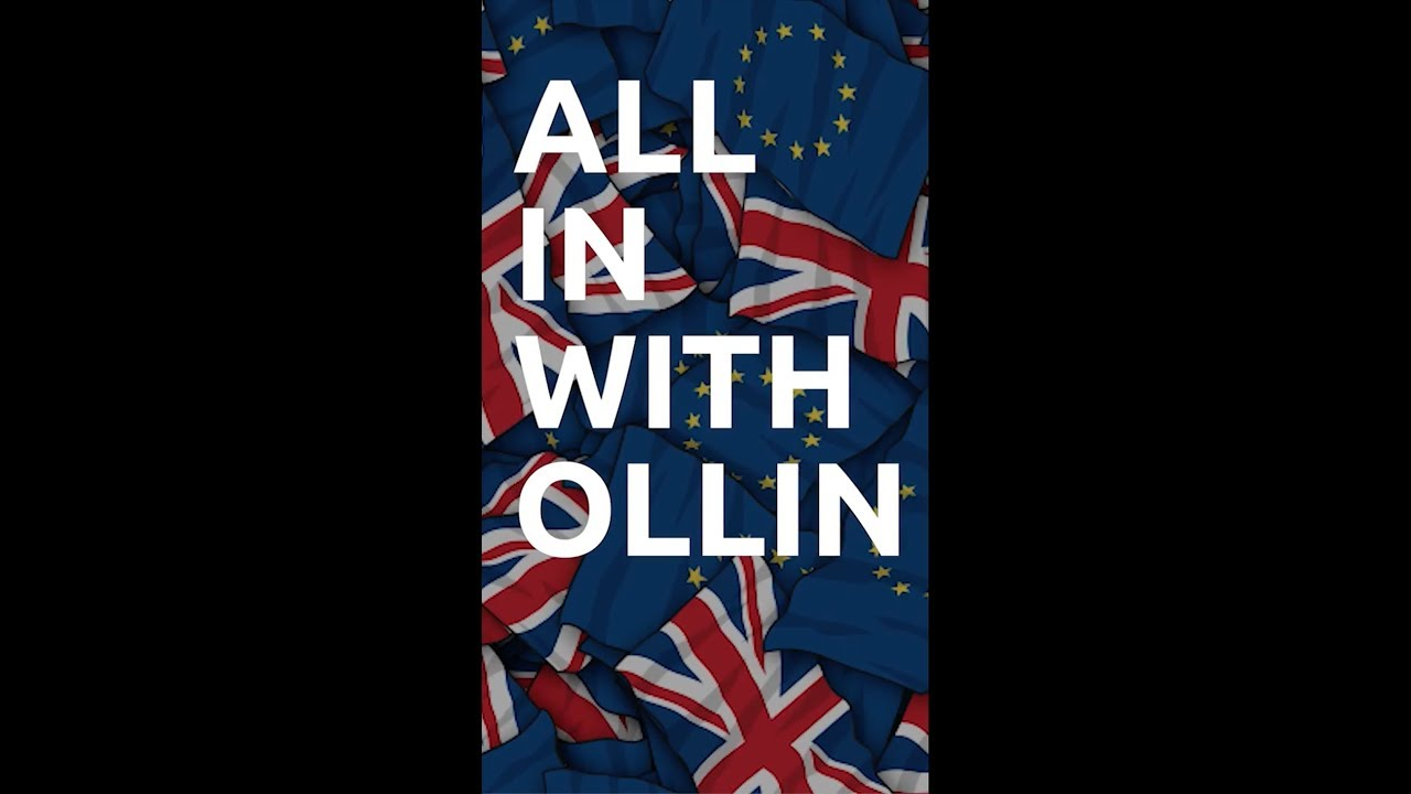 All in with Ollin! - 03 Brexit