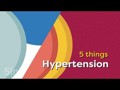 Hipertenzija od mlade dobi