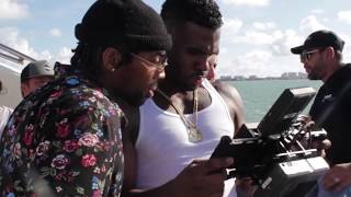 Jason Derulo - Tip Toe feat. French Montana (Official Behind The Scenes) - Video Youtube