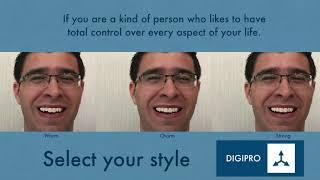 Smile Simulation