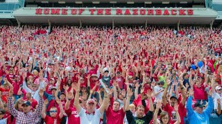 Arkansas Razorbacks: Greatest Crowd Reactions