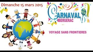 preview picture of video 'carnaval bergerac 15 mars 2015'