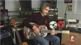 Guitar Techniques : How to Play a Dobro Guitar