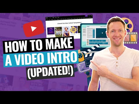 How to Make a Video Intro for YouTube (2020 Tutorial!)