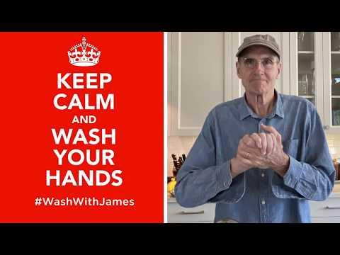 #WashWithJames Handwashing Challenge – Ben Taylor