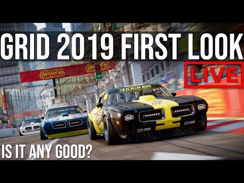 My First Look At Grid 2019 | Is It Any Good?