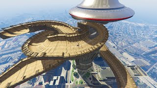 EXTREMELY MODDED MAPS! (GTA 5 Mods Funny Moments)
