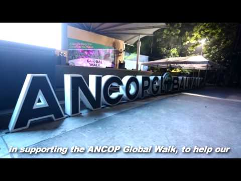 VP Leni Robredo for ANCOP Global Walk 2016