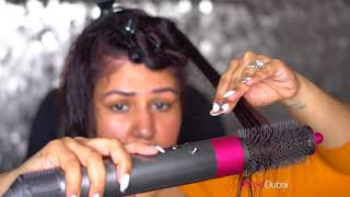 How I add volume to my flat hair using Dyson AirWrap