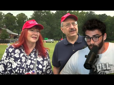 "Dumb Trump Supporters: ""I Don't Believe in Numbers"""