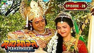 भगवान श्री कृष्ण और रुक्मिणी की कहानी | Mahabharat Stories | B. R. Chopra | EP – 28 - Download this Video in MP3, M4A, WEBM, MP4, 3GP