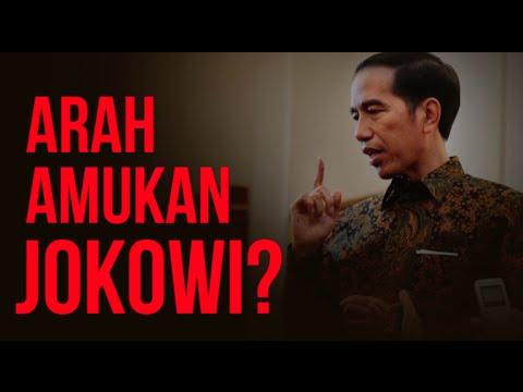 Arah Amukan Jokowi?