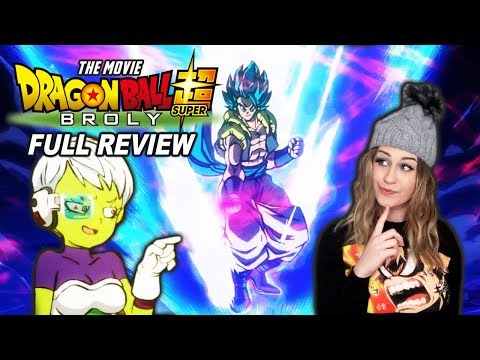 Dragon Ball Super Broly Movie REVIEW!