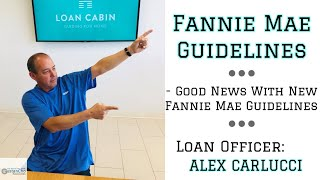 What are Fannie Mae Guidelines To Qualify For Conventional Loans After Housing Event