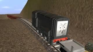 Jobi Wood Chase in Trainz