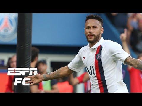 Neymar's PSG return a positive first step toward redemption - Julien Laurens   Ligue 1