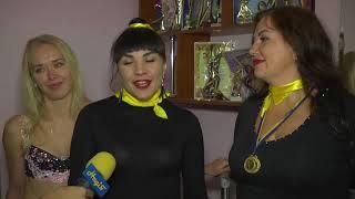 Первомайским восточным танцовщицам покоряются все новые конкурсы